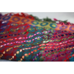 Etole Joan laine brodée